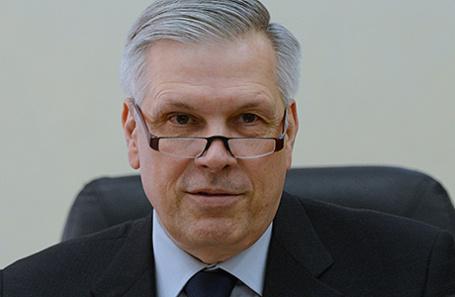 Сергей Данкверт.