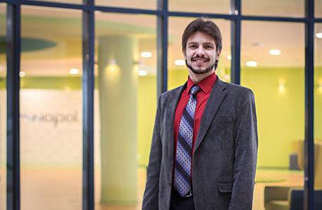 Руководитель центра специализированной ИТ-подготовки университета Иннополис Александр Долгобородов