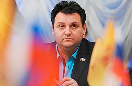 Олег Михеев.