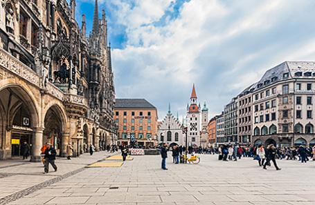 Мюнхен, Германия.