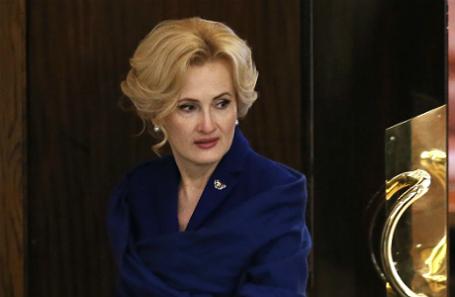 Ирина Яровая.
