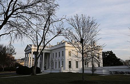 Белый дом в Вашингтоне, США.