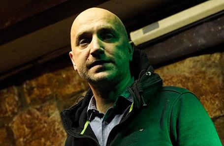 Писатель, заместитель командира батальона армии Донецкой народной республики Захар Прилепин.