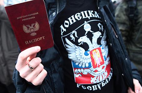 Признание паспортов ДНР иЛНР соответствует международному праву— МИД РФ