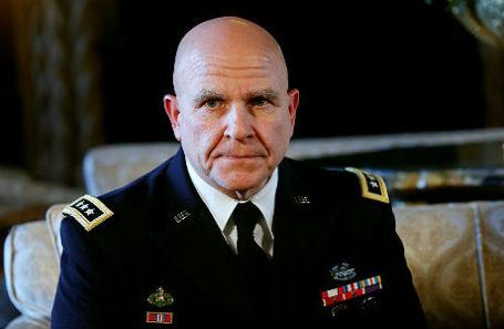 Генерал-лейтенант Герберт Макмастер.