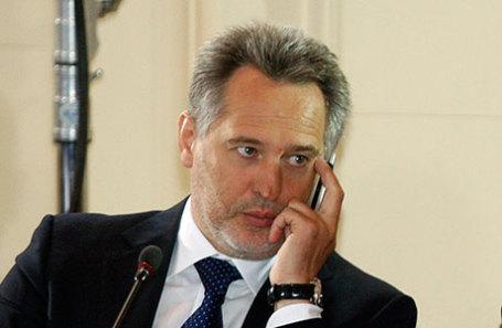 Украинский бизнесмен Дмитрий Фирташ.