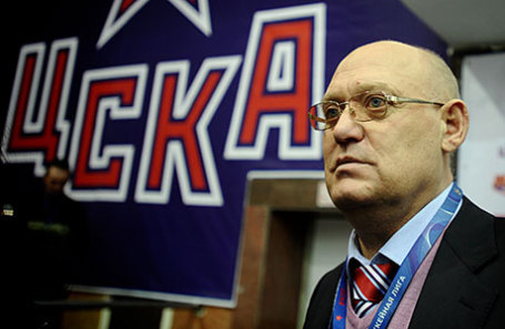 Дмитрий Чернышенко: «Суходом Петрова наша хоккейная семья осиротела»