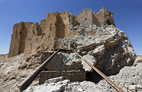 Сирия. Пальмира.