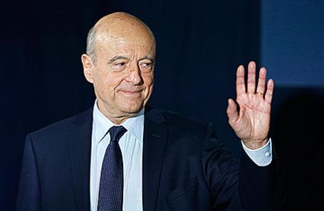Жюппе готов заменить Фийона навыборах президента Франции