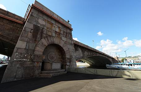 Большой Москворецкий мост.