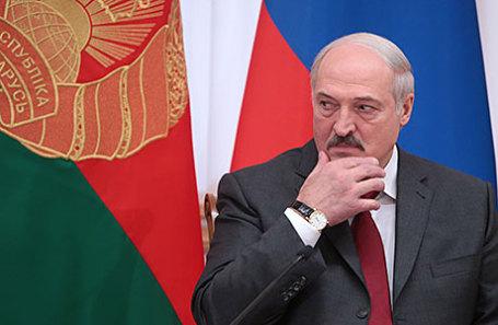Президент Белоруссии Александр Лукашенко.