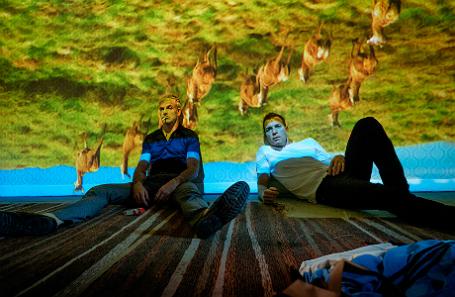 Кадр из фильма «На игле — 2».