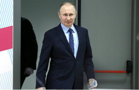 Песков о кинофильме CNN про В.Путина: Ничего нового там нет