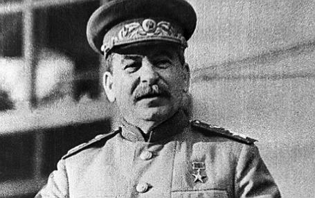 Сталин в дни Тегеранской конференции (ноябрь-декабрь 1943 года).