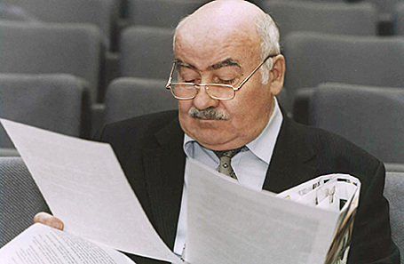 Петр Прусов.