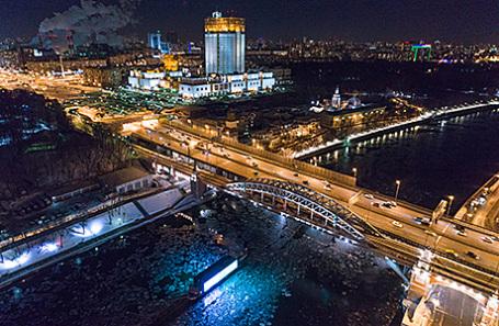 Здание президиума Российской академии наук.