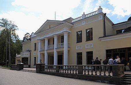 Правительственная резиденция Ново-Огарево.