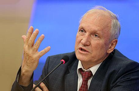 Вице-президент Российской академии наук Валерий Козлов.