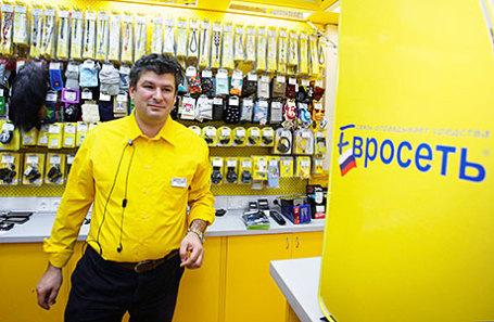Президент группы компаний «Евросеть» Александр Малис.