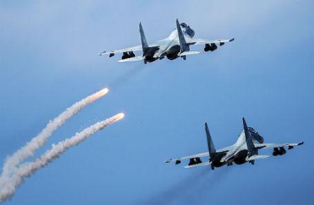 США обеспокоила продажа русских Су-35 иС-400 Китаю