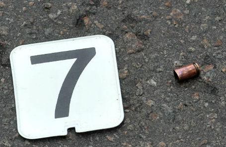 На месте убийства бывшего депутата Государственной думы РФ Дениса Вороненкова.