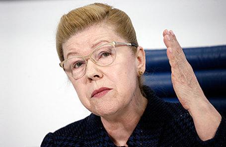 Заместитель председателя комитета Совета Федерации РФ по конституционному законодательству Елена Мизулина.