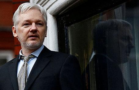 Основатель портала WikiLeaks Джулиан Ассанж.