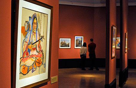 Выставка Зинаиды Серебряковой откроется вТретьяковке 5апреля