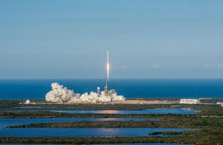 Компания SpaceX впервые в истории произвела повторный запуск ракеты.