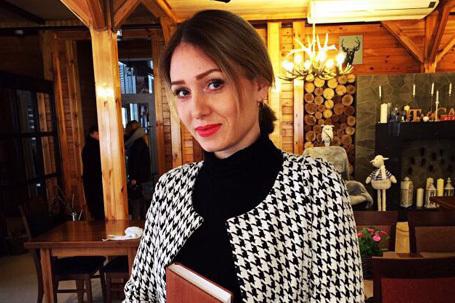 Екатерина Трубчанинова, управляющий ресторанным комплексом парк-отеля Тайга