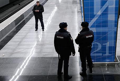 Собянин поручил милиции иРогвардии усилить меры безопасности вметро