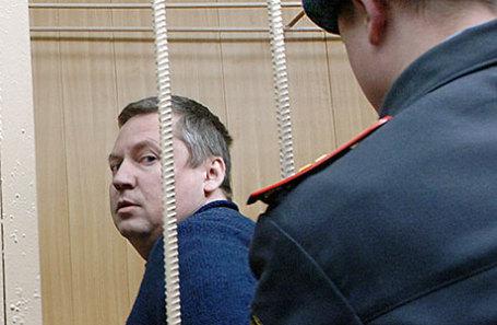 Бывший заместитель главы Госкомрыболовства Александр Тугушев.