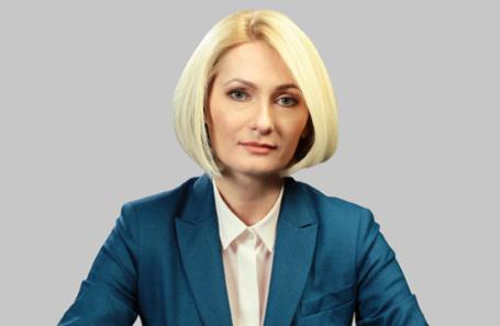 Виктория Абрамченко, глава Росреестра.