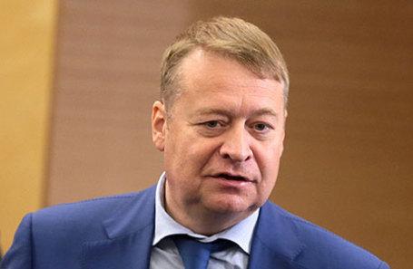 Глава Республики Марий Эл Леонид Маркелов.
