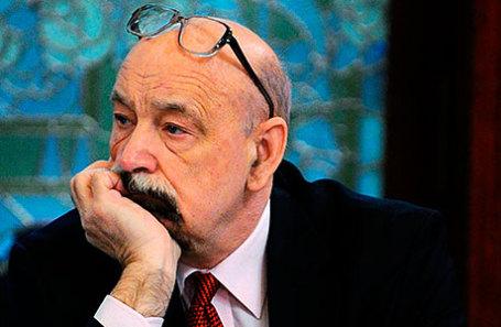 Член Московской Хельсинкской группы, член ОНК Подмосковья  Валерий Борщев.