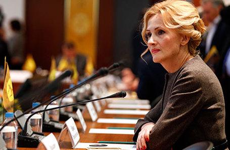 Председатель комитета Государственной думы РФ по безопасности и противодействию коррупции Ирина Яровая.