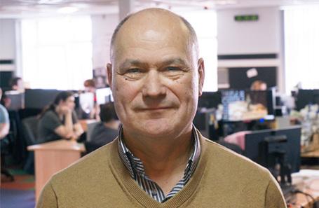 Александр Штейнбок, технический директор комплекса.