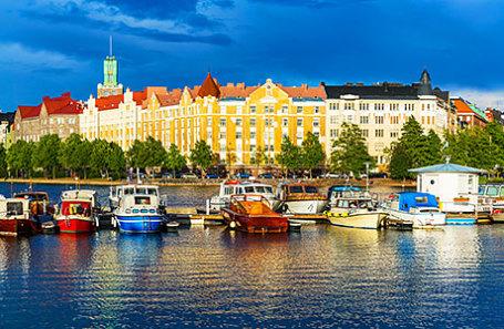 Хельсинки, Финляндия.