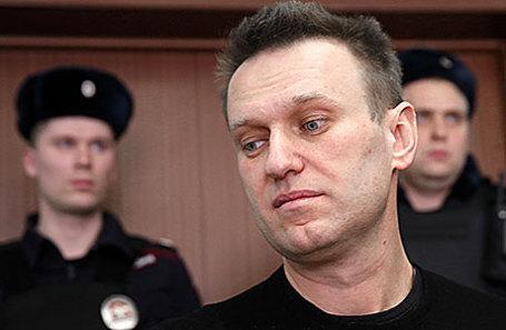 Основатель Фонда борьбы с коррупцией Алексей Навальный.