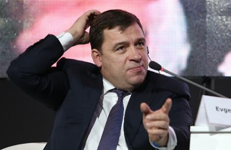 Владимир Путин принял отставку губернатора Свердловской области