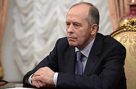 Александр Бортников.