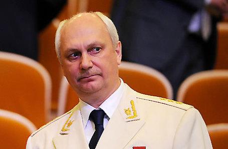 Главный военный прокурор РФ Сергей Фридинский.