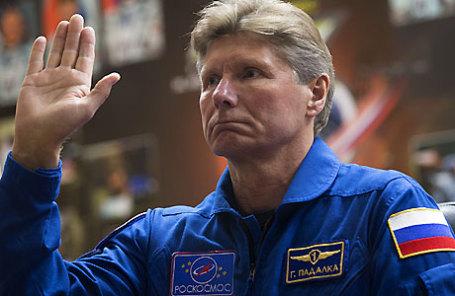 Космонавт Роскосмоса Геннадий Падалка.