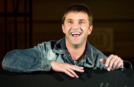 Актер Владимир Вдовиченков.