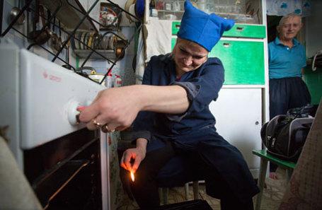 Проверка внутриквартирного газового оборудования.