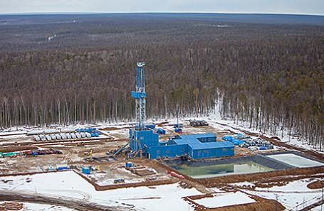 Строительство газопровода «Сила Сибири».