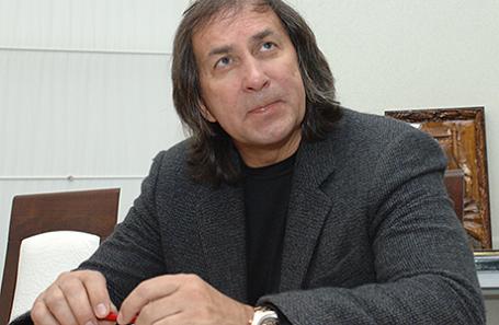 Александр Иншаков.