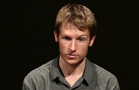 Актер Казимир Лиске.