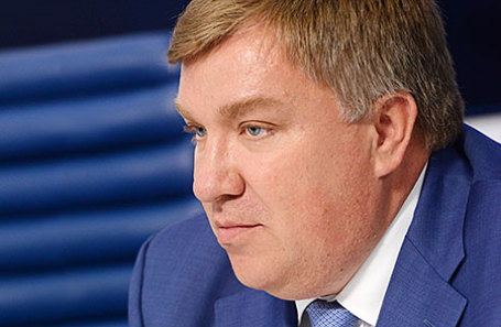 Президент банка «Югра» Алексей Нефедов.