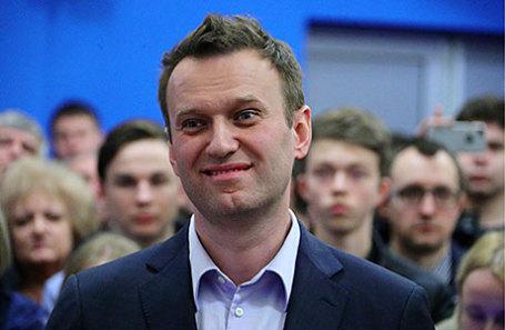 Основатель Фонда борьбы с коррупцией, оппозиционер Алексей Навальный.